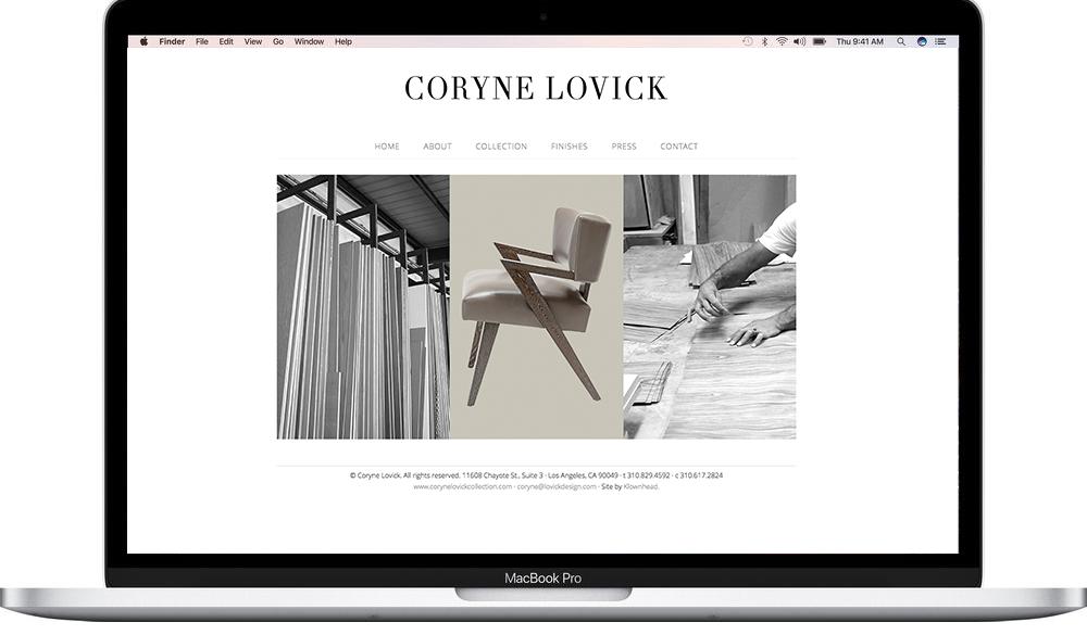 Coryne Locivk Collection